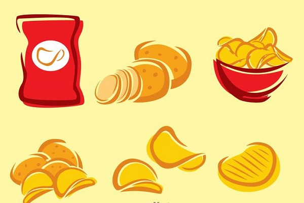 How cook Chips