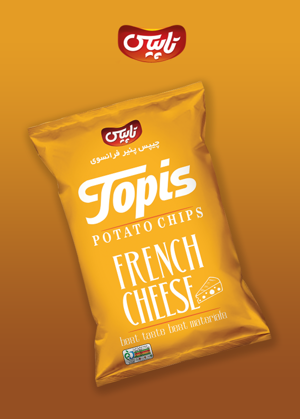French cheese Chips