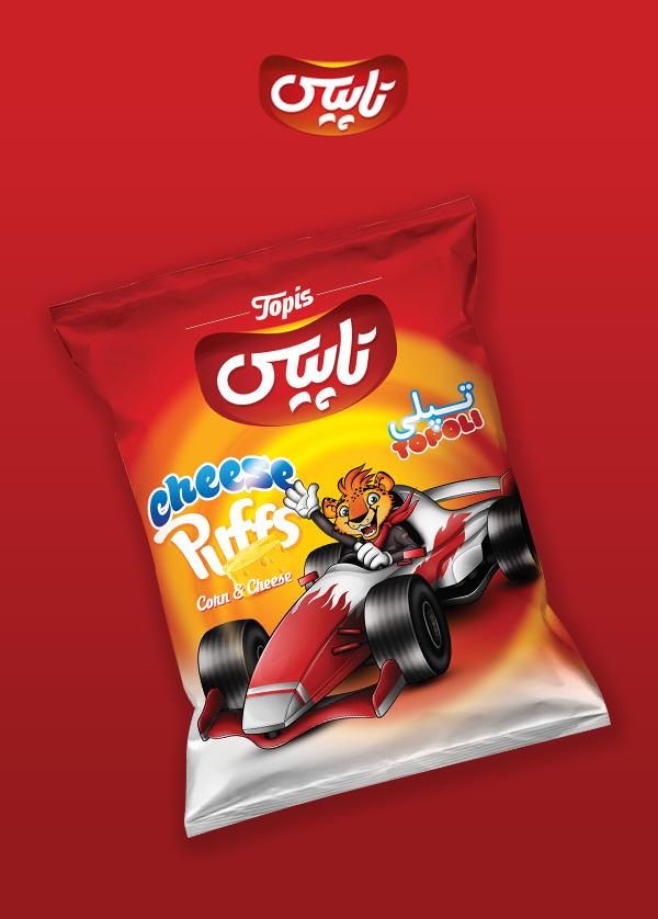 Puffs Snack